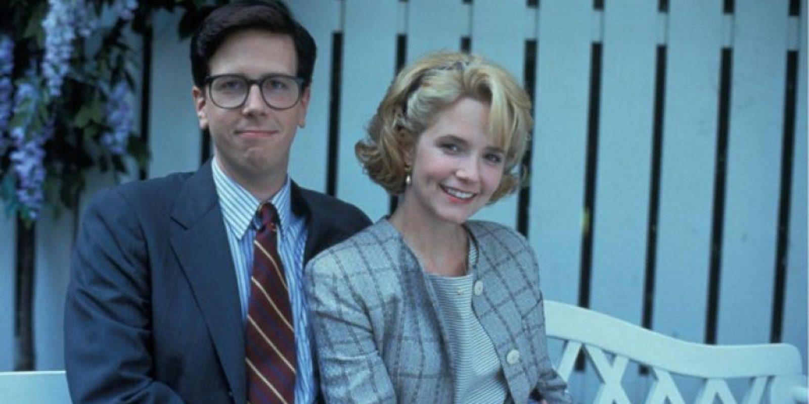 "Interpretó a ""Alice Mitchell"", la dulce madre de ""Daniel"". Foto:Warner Bros"