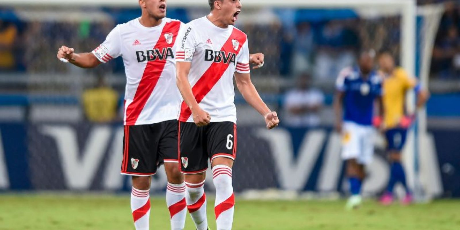 River Plate representará a la Conmebol Foto:Getty Images