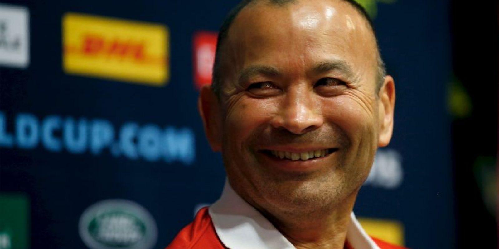 Eddie Jones confesó que pidió consejos al DT del Bayern Múnich Foto:Getty Images