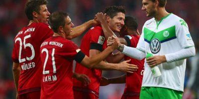10. Bundesliga (Alemania): 31.7 euros (35.42 dólares). Foto:Getty Images