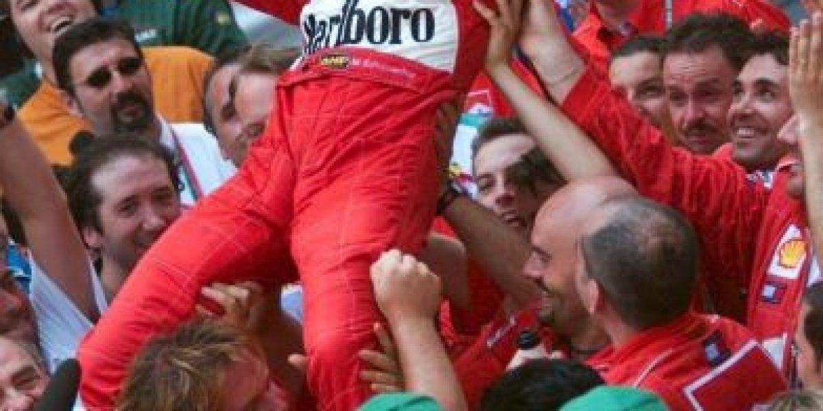 Así va la lenta recuperación de Michael Schumacher: Pesa 45 kilos