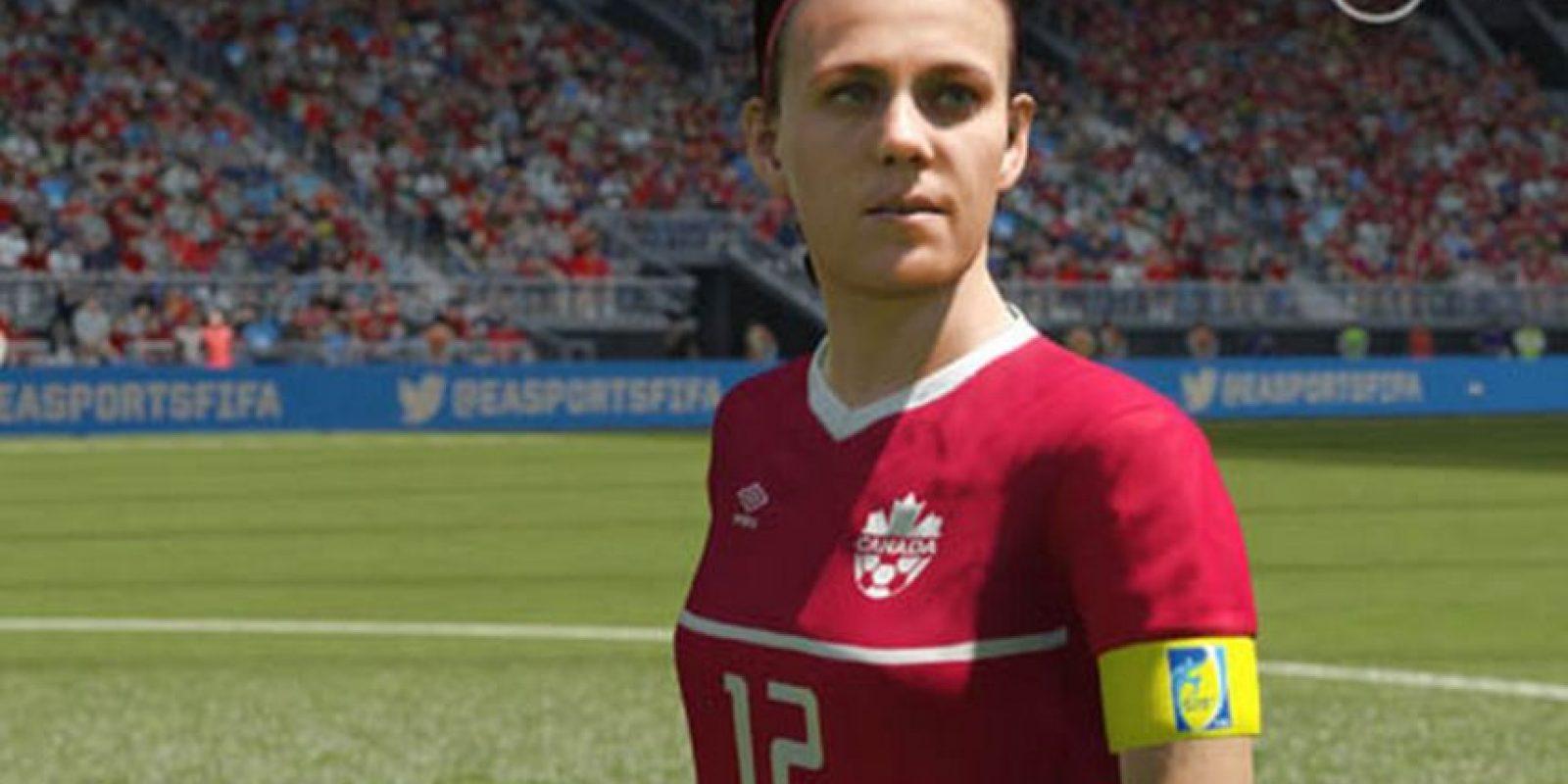 EA Sports anunció a través de un comunicado que 13 mujeres de las selecciones femeninas que iban a aparecer en FIFA 16 han sido retiradas del juego Foto:EA Sport