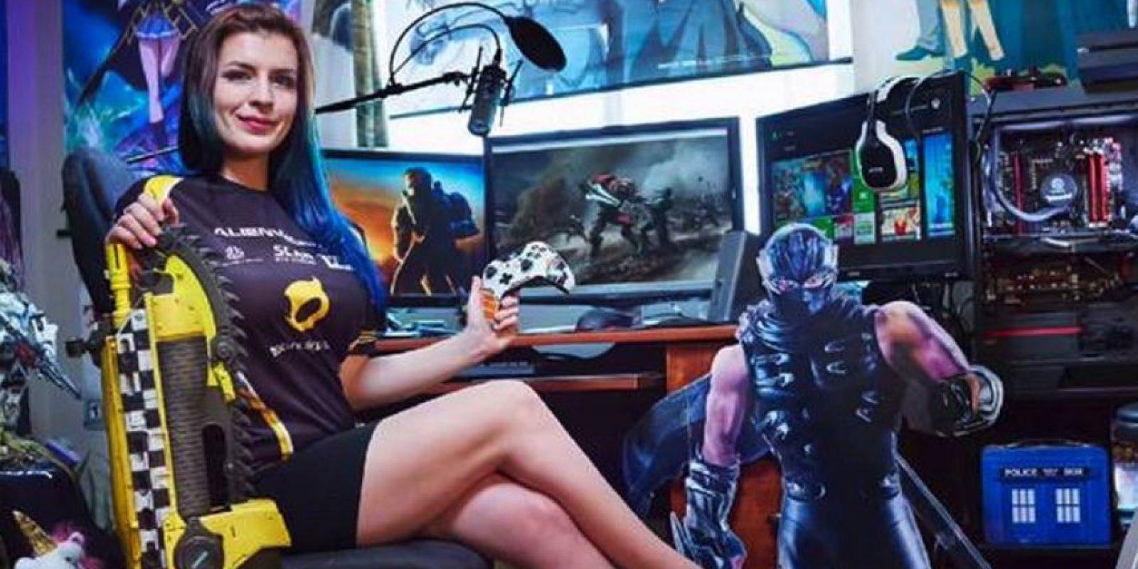 La joven estadounidense de 27 años tiene ganancias más altas que cualquier otra jugadora Foto:instagram.com/mystikgunn/