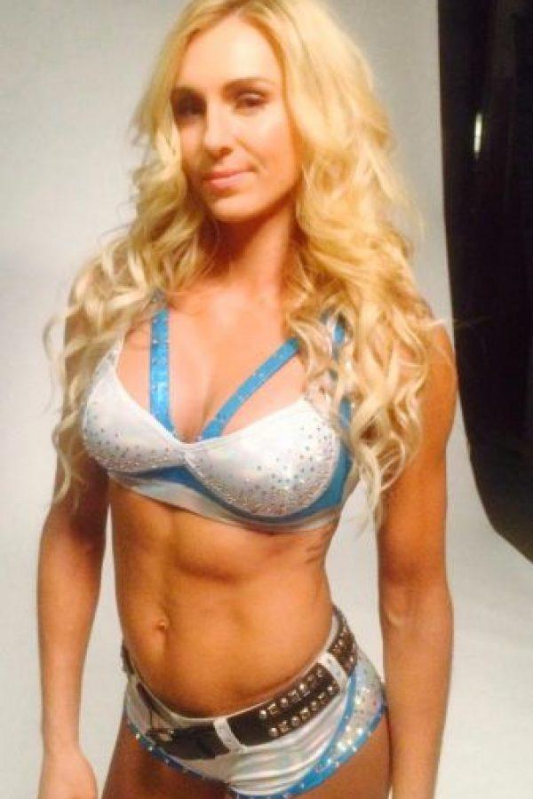 Fue monarca del circuito de desarrollo de la WWE Foto:Vía instagram.com/charlottewwe/