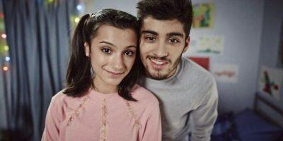 """Es más reconocida por su aparición en el videoclip de One Direction, """"Story of my Life"""". Foto:vía nstagram.com/waliyha.azad"""