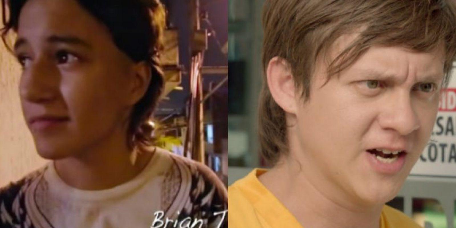 Didier es el verdadero Bryan Tabares, el hermano de la protagonista. Le da vida al personaje el actor Diego Garzón. Foto:Tomada de http://ladylavendedoraderosas.canalrcn.com