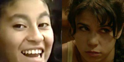 Yudi aparece en la producción de RCN como Jessica. Interpretada por Vanesa Tamayo, aunque hay algunas diferencias con la historia real. Foto:Tomada de http://ladylavendedoraderosas.canalrcn.com