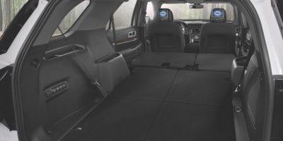El baúl es enorme, para cubrir sus necesidades de viaje. Foto:Cortesía Ford