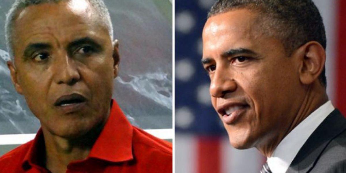 El día que confundieron  a Alexis Mendoza con Barack Obama