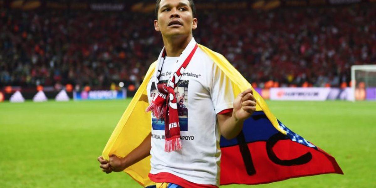 Carlos Bacca pudo ser compañero de James Rodríguez en el Real Madrid