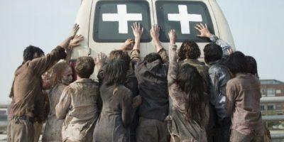 """La sexta temporada de """"The Walking Dead"""" llegará a la pantalla el próximo 11 de octubre a través de la cadena de televisión AMC. Foto:AMC"""