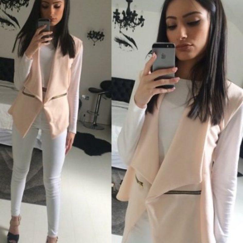 Actualmente tiene 17 años y está siguiendo los pasos de su hermana como blogger de moda. Foto:vía nstagram.com/waliyha.azad