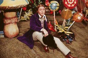"""En 1971 se metió en la piel del introvertido """"Willy Wonka"""". Foto:IMDB"""