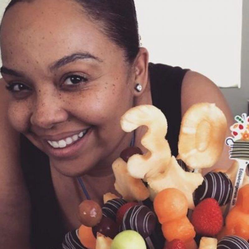 """Ahora tiene 30 años y también es famosa por su papel protagónico en la serie infantil """"Gullah Gullah Island"""" Foto:vía instagram.com/vdotkelly"""