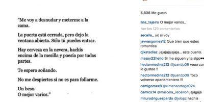 Foto:Instagram.com/lina_tejeiro
