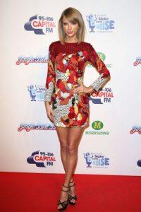 Taylor Swift compartió fotos en Instagram junto al youtuber Todrick Hall Foto:Getty Images