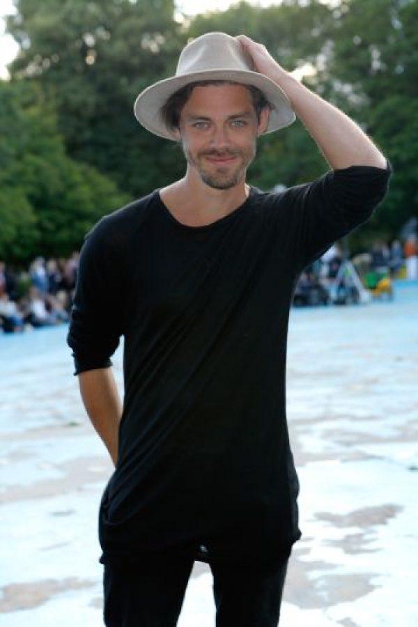 """Es mejor conocido por interpretar a """"Brett Aspinall"""" en la serie de televisión """"Waterloo Road"""" Foto:Getty Images"""