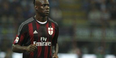 """""""Balotelli es mucho mejor que él en la cama. Yo le pondría un 9.5 como amante"""", confesó. Foto:Getty Images"""