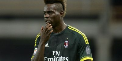 1. Mario Balotelli Foto: Getty Images