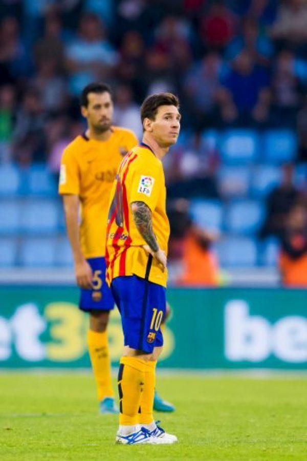 6. Se encuentran en quinto lugar de la Liga de España Foto:Getty Images