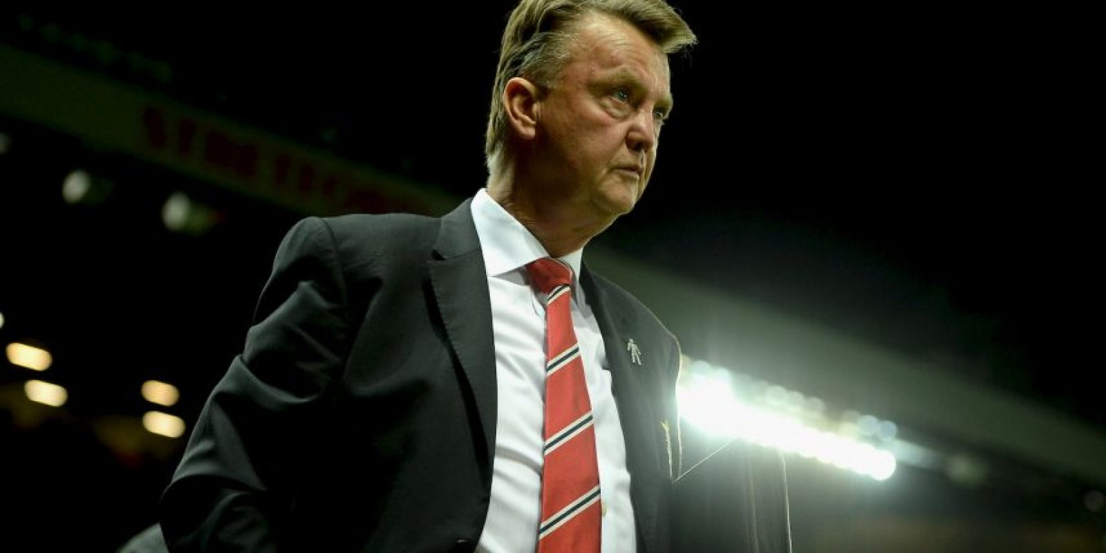 4. Louis Van Gaal (Manchester United) – 10 millones de euros Foto: Getty Images