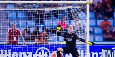 No ha mostrado un buen nivel en los últimos partidos de los culés Foto:Getty Images