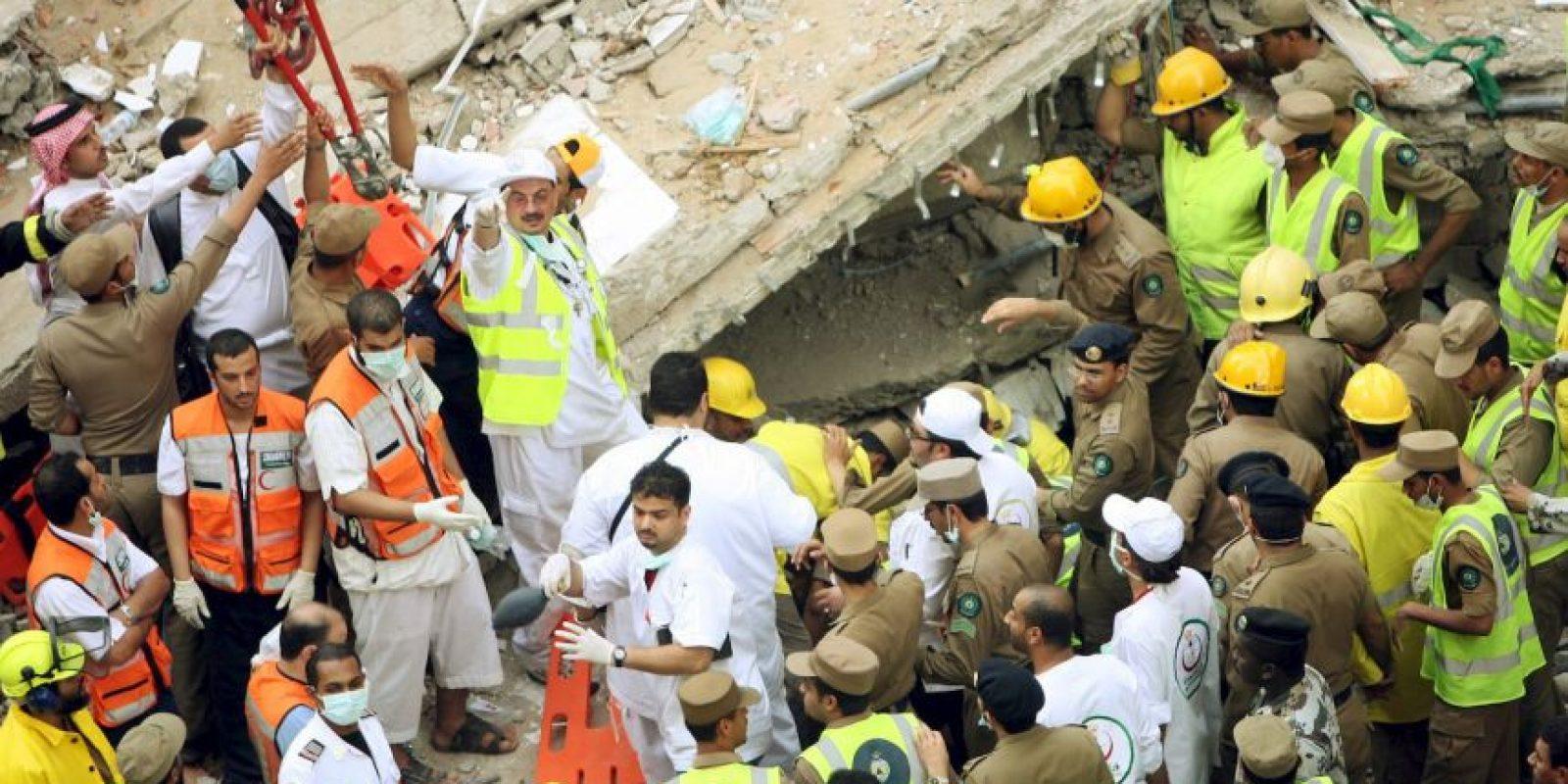 Dentro de los pilares del Islam, los musulmanes están obligados a ir al menos una vez en su vida Foto:AP