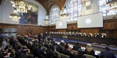 el tribunal podrá dar marcha a la demanda marítima boliviana. Foto:AP