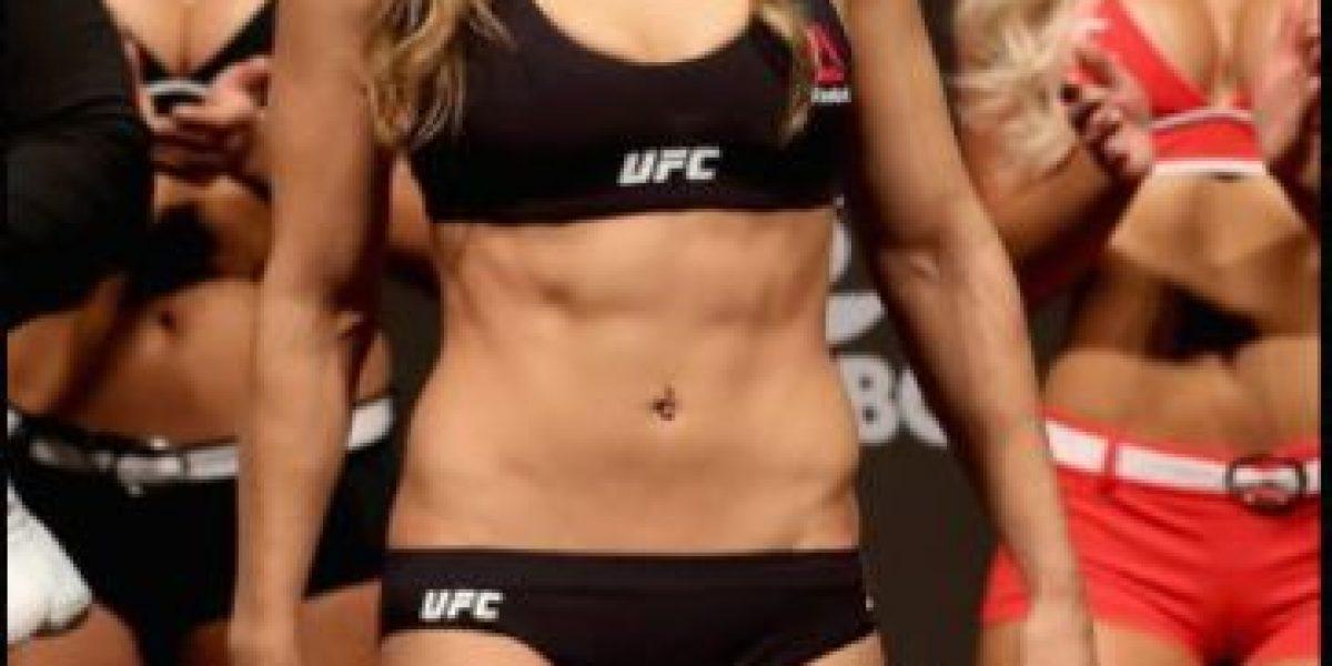 Ronda Rousey revela cuántas relaciones sexuales tiene antes de pelear