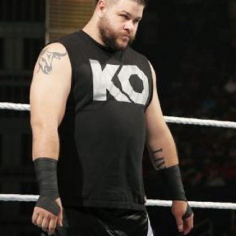 Defendía el título ante Kevin Owens. Foto:WWE.com