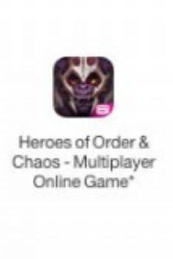 """Juego en línea de modo multijugador Foto:Vía """"9To5Mac"""""""