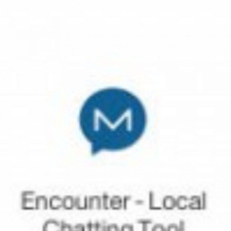 """Herramienta para chat locales Foto:Vía """"9To5Mac"""""""