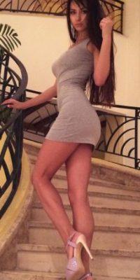 Tiene 23 años Foto:Vía instagram.com/helga_model
