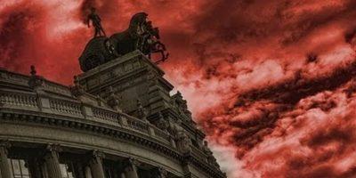 ¿Algo que anuncia el fin? Foto:vía Alertacatástrofe