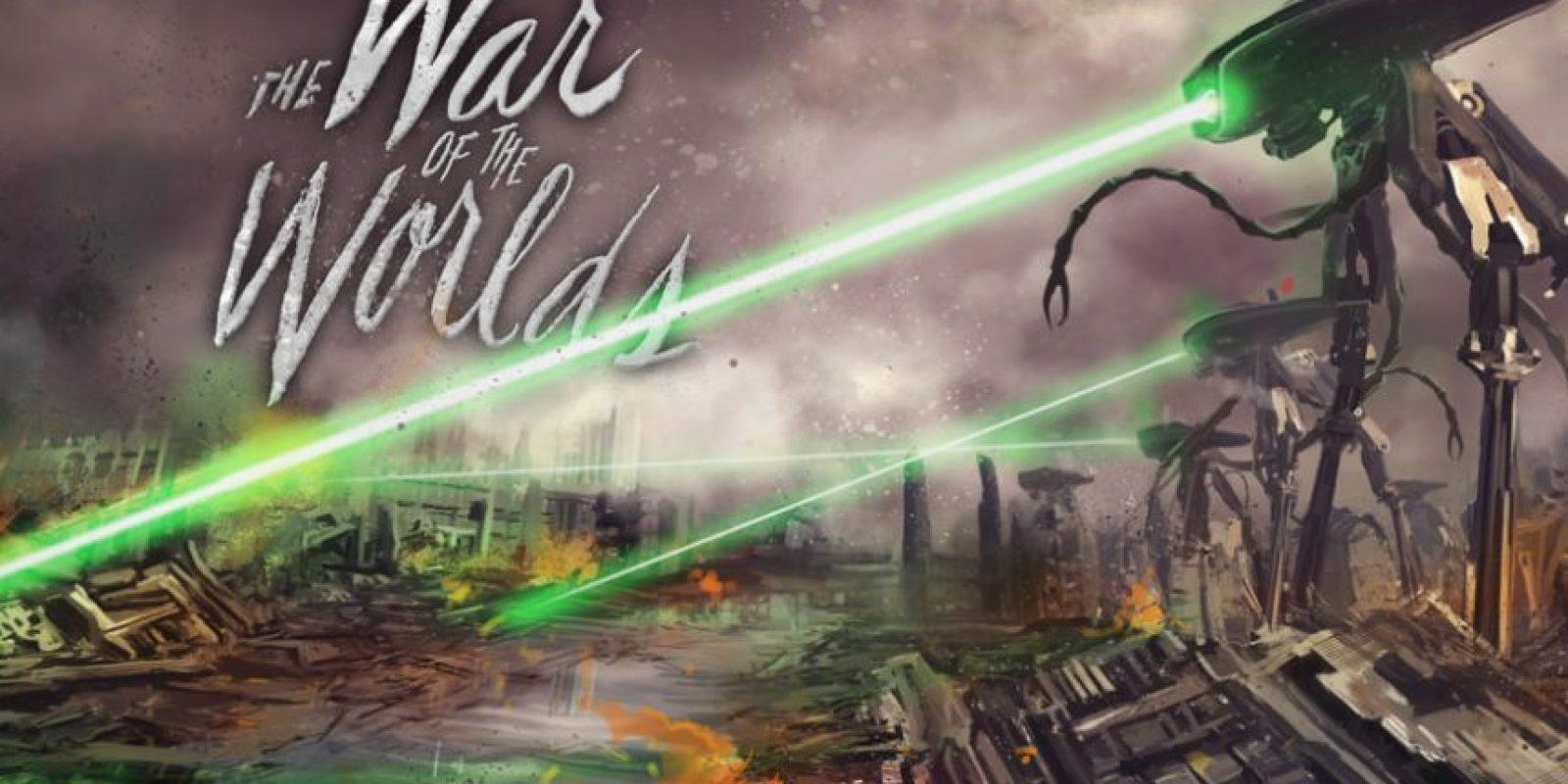 """¿Algo como """"La Guerra de los Mundos""""? Foto:vía Paramount"""