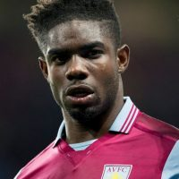 Richards, de 27 años, juega en el Aston Villa de la Premier League. Foto: Getty Images