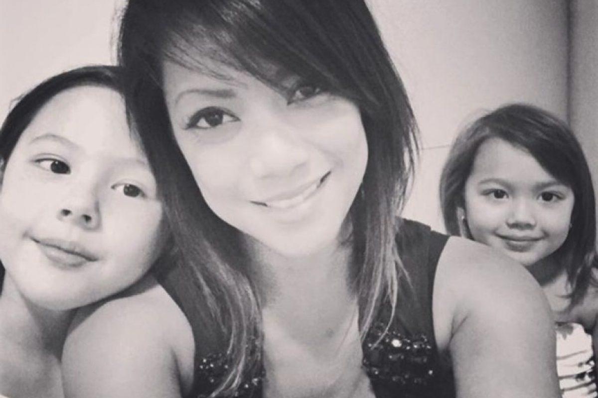 Es madre de dos niñas y dedica su tiempo a la familia. Foto:vía instagram.com/kdeleonjones