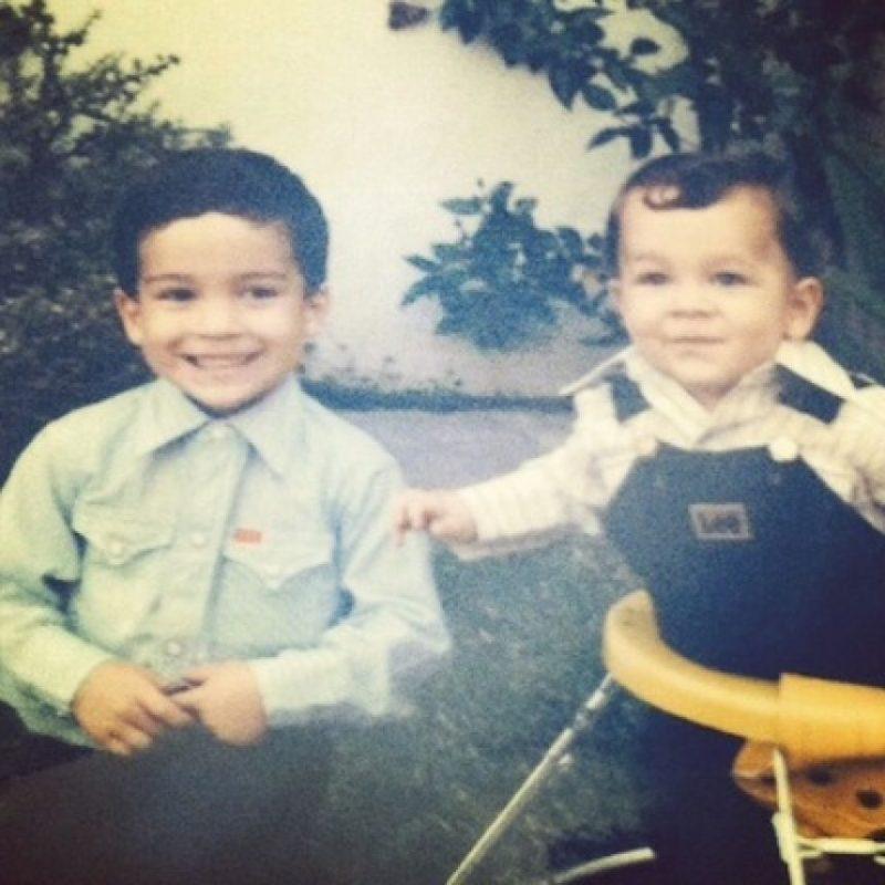 El actor mexicano nació el 28 de agosto de 1983. Foto:Instagram/ponchohd