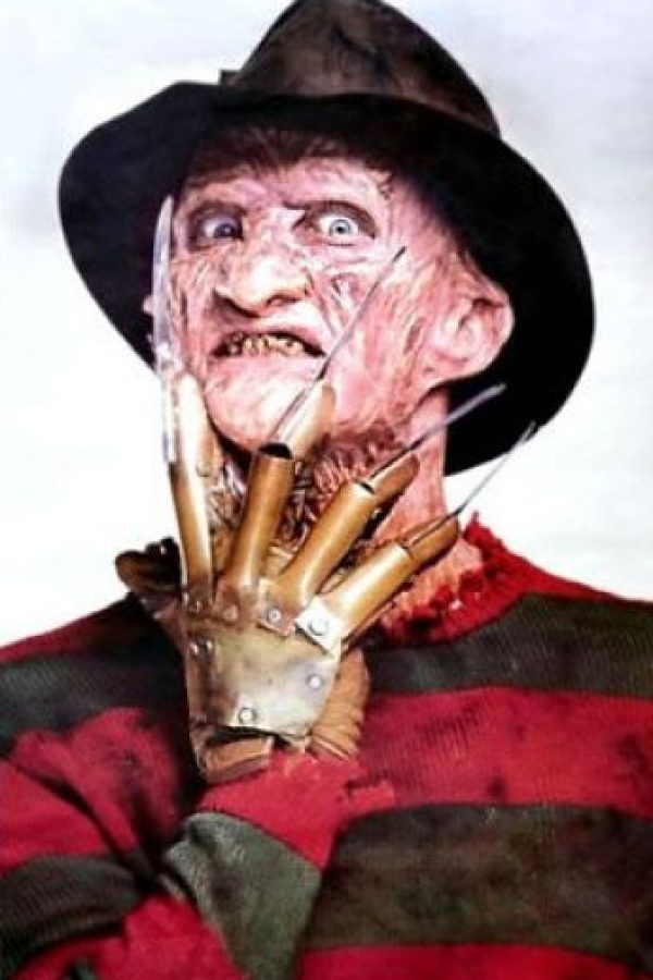 """Freddy Krueger"" Foto:IMDb"