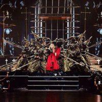 La cantante nuevamente fue criticada por hacer apología de su uso. Foto:Instagram/madonna