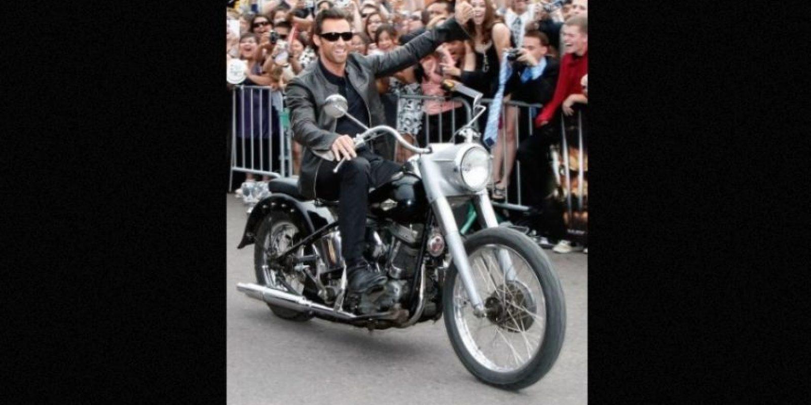 """Hugh Jackman pronto se despedirá de su icónico personaje de """"Wolverine"""". Foto:Getty Images"""
