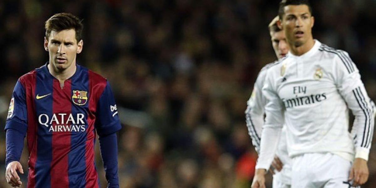Video: La pelea de Messi y Cristiano que genera burlas