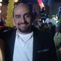 Freddy Contreras, quien lidera a los taxistas. Foto:Facebook Confederación Colombiana de Transporte Público