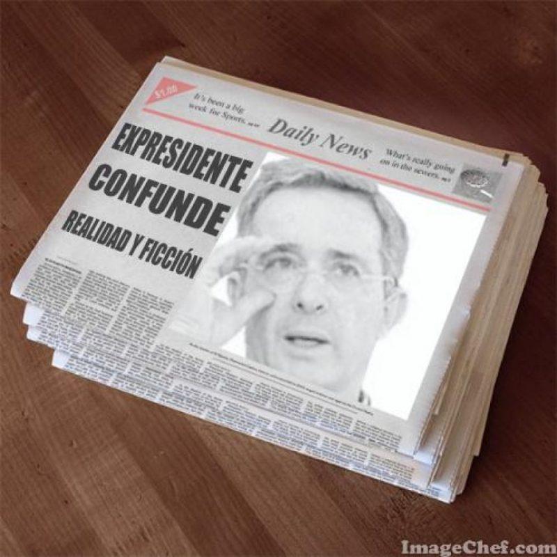 Así respondió Actualidad Panamericana al mensaje de Uribe Foto:Twitter – @actualidadpanam