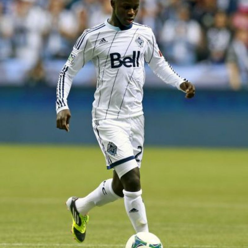 9. Kekuta Manneh (Vancouver Whitecaps/MLS) Foto: Getty Images