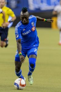 8. Dominic Oduro (Impact de Montreal/MLS) Foto: Getty Images