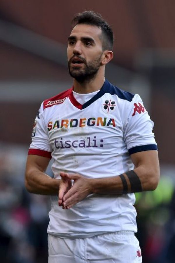10. Marco Sau (Cagliari/Italia) Foto: Getty Images