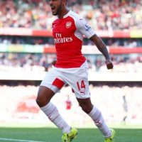 1. Theo Walcott (Arsenal/Inglaterra) Foto: Getty Images