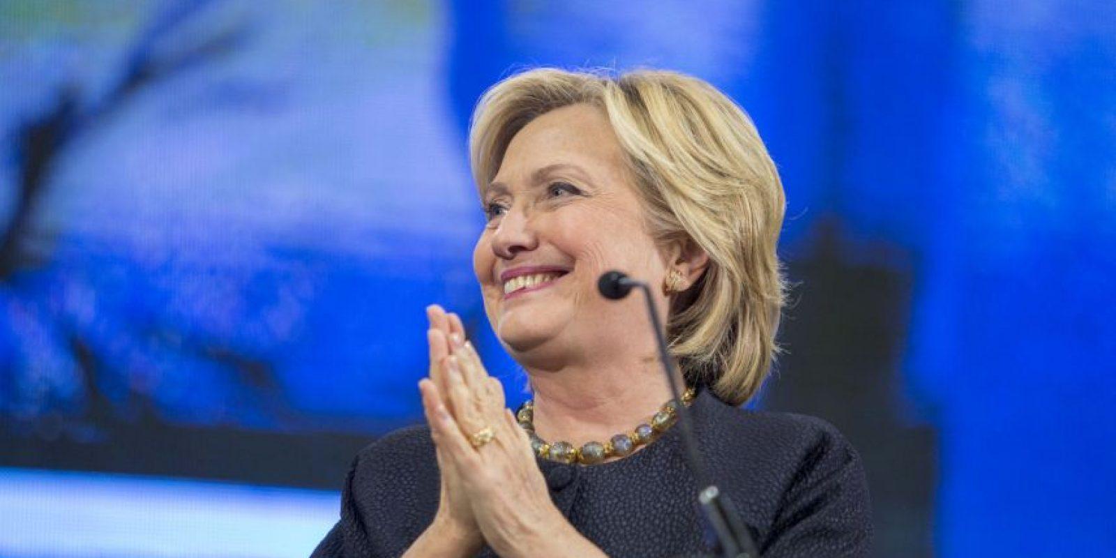 La exprimera dama de Estados Unidos cree que feminismo significa que las mujeres tienen los mismos derechos que los hombres. Foto:Getty Images