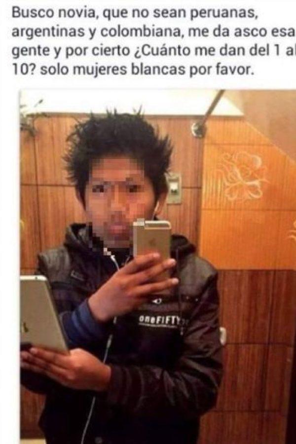 ¿Cómo no hacer el ridículo con una foto de perfil en redes sociales? Foto:vía Ñeradas y Guisadas de Redes Sociales